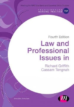 Law and Professional Issues in Nursing (Paperback)