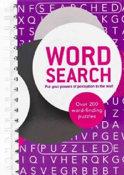 Wordsearch 2: Put Your Powers of Perception to the Test! (Paperback)