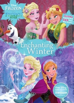 Disney Frozen Enchanting Winter (Paperback)