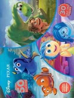 Disney Pixar Coloring Pad (Paperback)