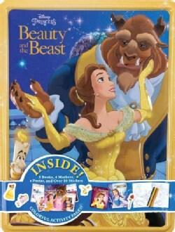 Disney Princess Beauty and the Beast Collector's Tin