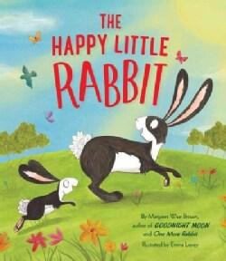 The Happy Little Rabbit (Hardcover)