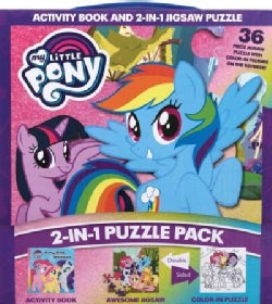 My Little Pony 2-in-1 Puzzle Pack