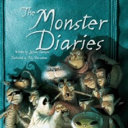The Monster Diaries (Paperback)