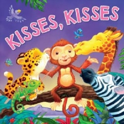 Kisses, Kisses (Board book)