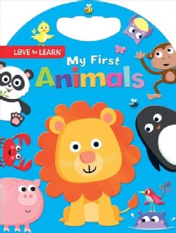 My First Animals (Board book)