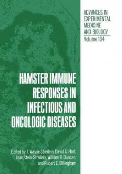 Hamster Immune Responses in Infectious and Oncologic Diseases (Paperback)