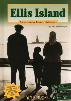 Ellis Island: An Interactive History Adventure (Hardcover)