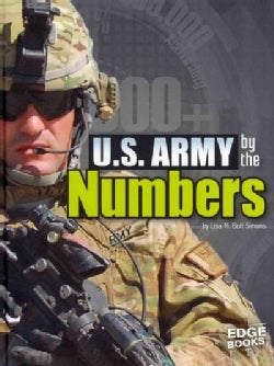 U.S. Army by the Numbers (Hardcover)