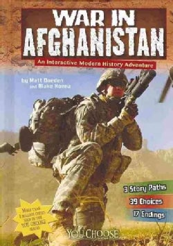 War in Afghanistan: An Interactive Modern History Adventure (Hardcover)