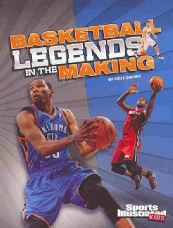 Basketball Legends in the Making (Paperback)
