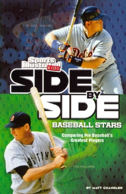 Side-by-Side Baseball Stars: Comparing Pro Baseball's Greatest Players (Paperback)