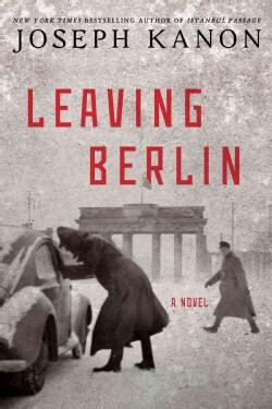 Leaving Berlin (Hardcover)