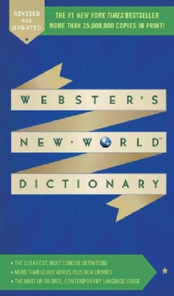 Webster's New World Dictionary (Paperback)