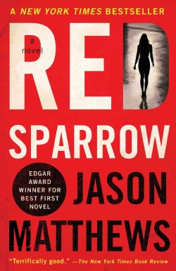 Red Sparrow (Paperback)