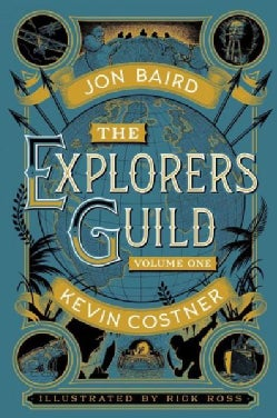The Explorers Guild: A Passage to Shambhala (Hardcover)