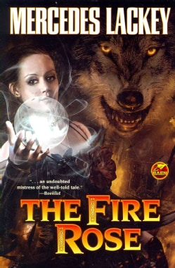 The Fire Rose (Paperback)