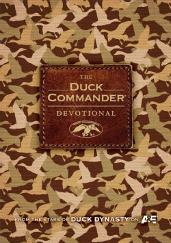 The Duck Commander Devotional (Hardcover)