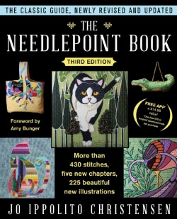 The Needlepoint Book (Hardcover)