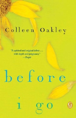 Before I Go (Paperback)