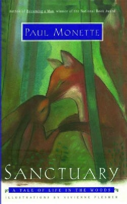 Sanctuary: A Tale of Life in the Woods (Paperback)