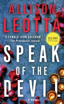 Speak of the Devil (Paperback)