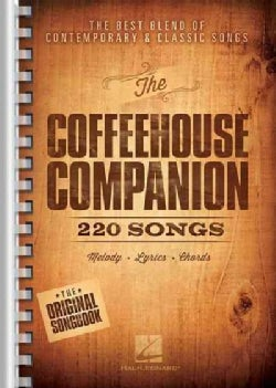The Coffeehouse Companion: The Best Blend of Contemporary & Classic Songs (Paperback)