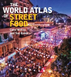 The World Atlas of Street Food (Hardcover)