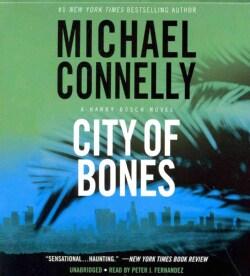 City of Bones (CD-Audio)