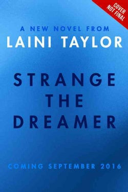 Strange the Dreamer (CD-Audio)