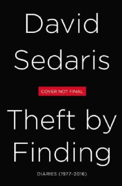 Theft by Finding: Diaries 1977-2016 (CD-Audio)