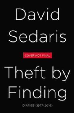 Theft by Finding: Diaries 1977-2002 (CD-Audio)