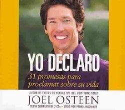Yo declaro / I Declare: 31 promesas para proclamar sobre su vida / 31 Promises to Proclaim On His Life (CD-Audio)