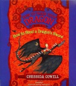 How to Train Your Dragon: How to Steal a Dragon's Sword (CD-Audio)