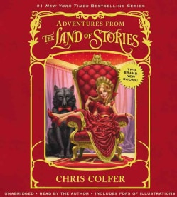 The Mother Goose Diaries and Queen Red Riding Hood's Guide to Royalty (CD-Audio)