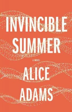 Invincible Summer: A Novel, Library Edition (CD-Audio)