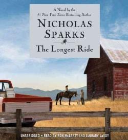 The Longest Ride (CD-Audio)