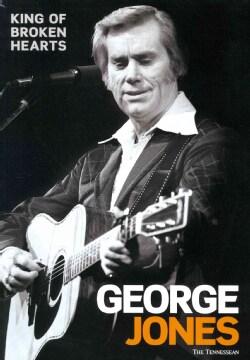 George Jones: King of Broken Hearts (Paperback)