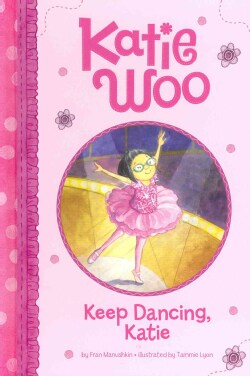 Keep Dancing, Katie (Hardcover)