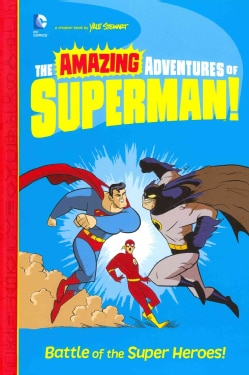Battle of the Super Heroes! (Hardcover)