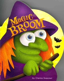 Magic Broom (Board book)