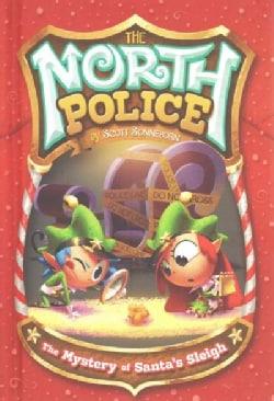 The Mystery of Santa's Sleigh (Hardcover)