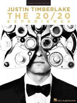 Justin Timberlake - the 20 / 20 Experience: Piano / Vocal / Guitar (Paperback)