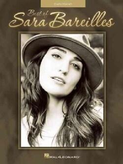 Best of Sara Bareilles: Easy Piano (Paperback)