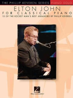Elton John for Classical Piano: Piano Solo (Paperback)