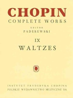 Waltzes for Piano (Paperback)