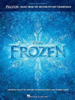 Frozen Vocal Selections: Music from the Motion Picture Soundtrack (Paperback)