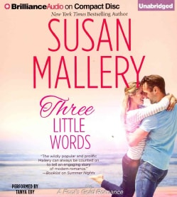 Three Little Words (CD-Audio)