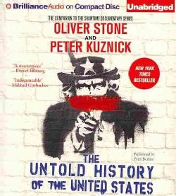 The Untold History of the United States (CD-Audio)