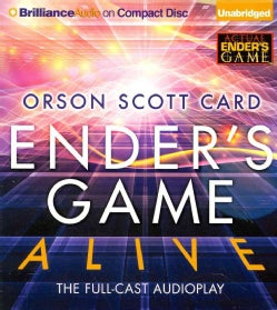 Ender's Game Alive: The Full-Cast Audioplay (CD-Audio)